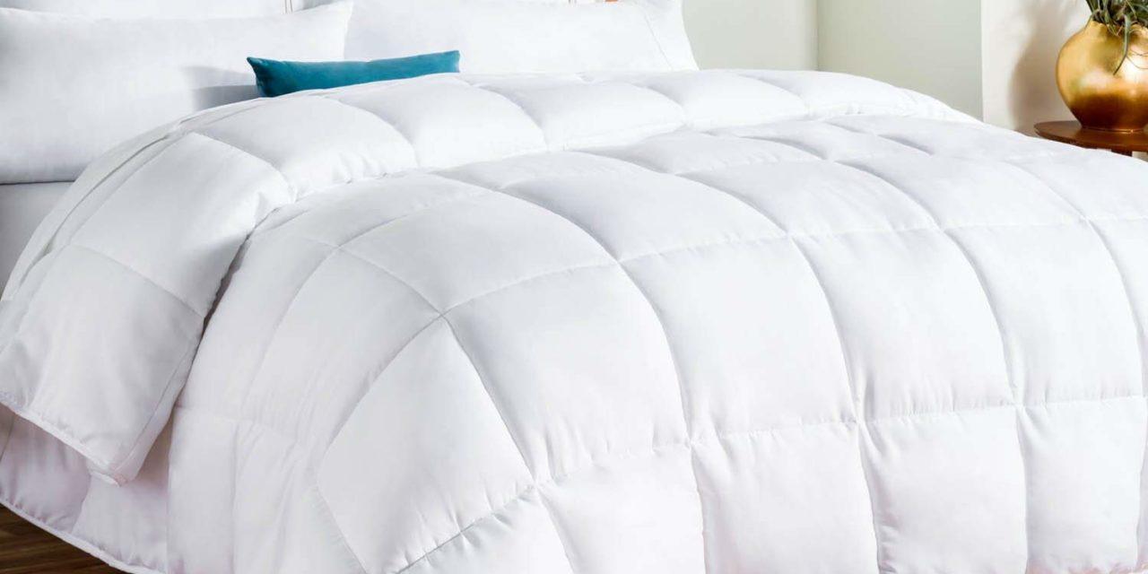 linenspa down alternative comforter Review 2019